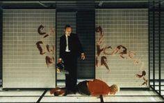 """Kane """"Cleansed"""", 1999, Staatstheater Stuttgart, Regie: Martin Kusej"""