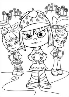 1000 images about wreck it ralph on pinterest wreck it - Coloriage ralph la casse ...