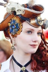 Image result for Steampunk Girl deviantART