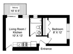 300 Sq Ft. House Designs   Stateroom Floor Plans, 300 sq ...