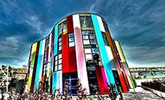 Das Fundament  Die Junior Uni in Wuppertal. Komm und besuch uns mal, im schönen Wuppertal :-)