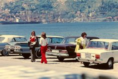 Istanbul – Talat Coruh – – Istanbul – Talat Coruh – Cars and Landscapes – Join the world of pin Istanbul Pictures, Atami, Cool Cafe, Cappadocia, My Heritage, Holiday Travel, Old Photos, Super Cars, Nostalgia