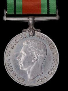 British World War II: Defence Medal