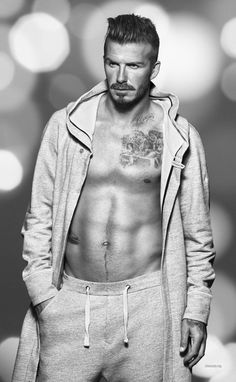 David Beckham David Beckham: H&M Underwear - Christmas collection ...