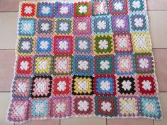 Antigua Mantita O Piecera A Crochet Muy Bonito Diseño -   15.000 en  MercadoLibre d77f2105100