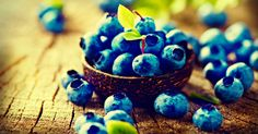 The Life Extension Blog: The Power of Blueberries