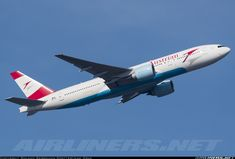 Boeing 777-2Z9/ER - Austrian Airlines | Aviation Photo #4932167 | Airliners.net