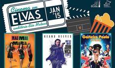 Elvas: Cinema em Janeiro