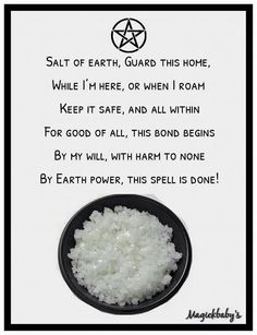 Guard My Home Spell.....(Printable Spell Page)