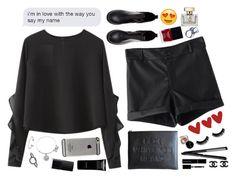 """Bad blood"" by mrs-nick-robinson ❤ liked on Polyvore featuring Chicnova Fashion, Alex and Ani, Givenchy, Bobbi Brown Cosmetics, NARS Cosmetics, Maria Black, Jeweliq, H&M, Butter London and Kill Star"