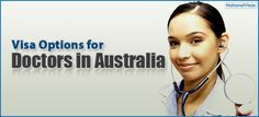 With Australia's need for medical practitioners, Australia offers several Visa pathways for doctors to apply for a visa to Australia. These pathways include both a temporary and permanent Australia visa.