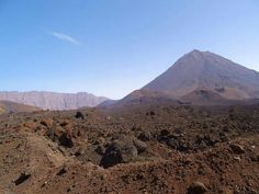 #volcano #caboverde