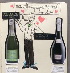 CiBi — Very good Champagne...