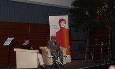 Michael Degen bei Schoog im Dialog. Wunderbarer Abend. Die beste Auftaktveranstaltung die man sich wünschen kann!