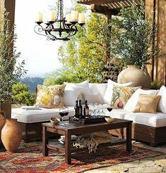 Mediterrane Einrichtungsideen fürs Zuhause