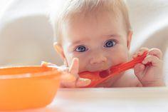 Menu bébé 4-6 mois - une fiche pratique de Régalez Bébé