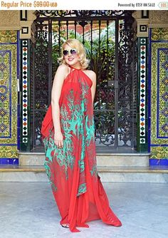 SALE 20% OFF Red Maxi Dress Boho Print Dress Floral Maxi https://www.etsy.com/listing/519878116/sale-20-off-red-maxi-dress-boho-print?utm_campaign=crowdfire&utm_content=crowdfire&utm_medium=social&utm_source=pinterest