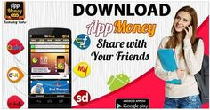 Download #AppMoney share with your friends. #AppMoneyOffers #ReferAppMoney Download & Install Here: http://bit.ly/1C8FPEc