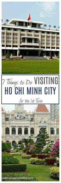 7 Things to Do when Visiting Ho Chi Minh City for the First Time www.compassandfork.com (Saigon, Vietnam)