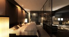 Proposed Hotel Interior | Park + Associates