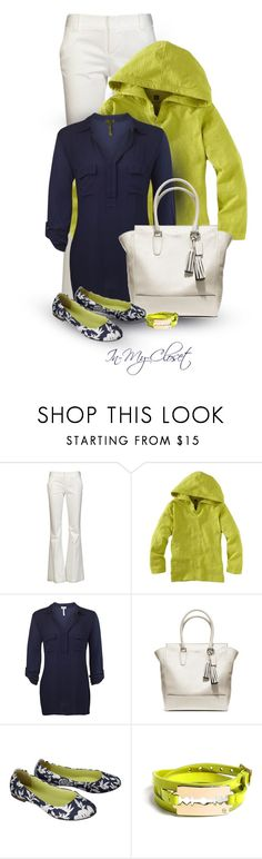 """Happy Hoodie"" by in-my-closet ❤ liked on Polyvore featuring Alice + Olivia, Splendid, Coach, Mossimo and McQ by Alexander McQueen"