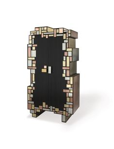 Most extravagant cabinets by Mattia Bonetti | Luxury Interiors, luxury furniture, designer furniture, high end furniture, home design,  For more inspirations: http://www.bocadolobo.com/en/inspiration-and-ideas/
