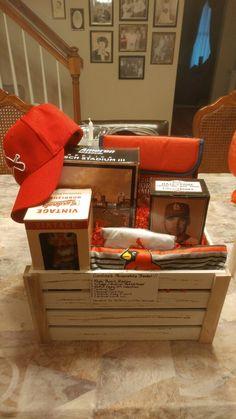 St.Louis Cardinals fundraiser basket!