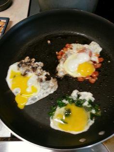 Triple Play Omelet