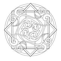Olá amigos,   Sempre gostei de mandalas, não só pela sua beleza, mas pela significação mística. Nas minhas andanças pela internet, encontre...