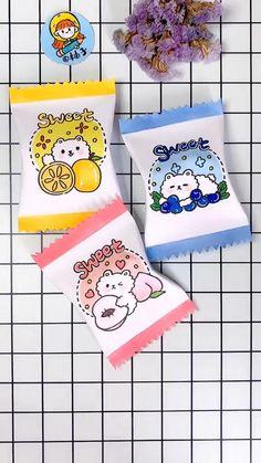 Diy Crafts Hacks, Diy Crafts For Gifts, Diy Crafts Videos, Cool Paper Crafts, Paper Crafts Origami, Fun Crafts, Instruções Origami, Diy Birthday, Blonde Highlights