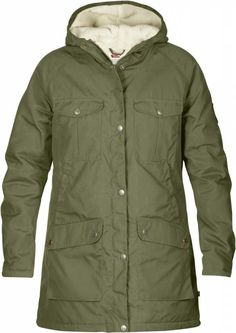 The winter jacket (Fjellreven greenland parka)