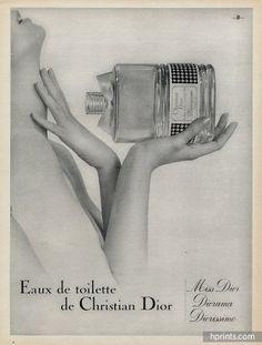 Christian Dior (Perfumes) 1963 Diorissimo