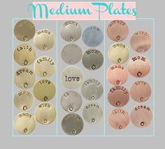 Medium Plates. www.alexisrobbins.origamiowl.com