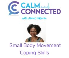 Small Body Movement Coping Skills - Ideas to help kids manage their BIG feelings! What Is Perspective, Perspective Taking, Positive Self Talk, Negative Self Talk, Group Activities, Activity Games, Calm Down Kit, Bullying Prevention, Fun Group