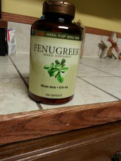 Fenugreek helps increase milk supply and lose weight from breastfeeding