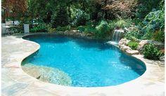 Pool Design Idea-Home and Garden Design Ideas
