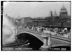 1910 Blackfriars Bridge