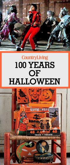 Save these Halloween throwbacksfor later! Don't forget tofollow Country Living on Pinterestfor more great Halloween ideas.