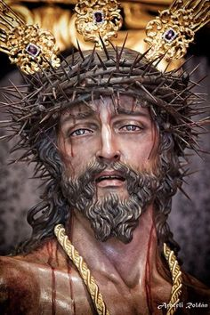 Our Lord Jesus Christ was wounded for our iniquities.