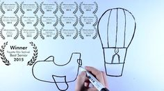 "Award winning whiteboard animation about the endless, upwards adventure of a young boy.  Winner of:  -Atlanta film festival partnership choice award (Fayette film festival) -Best International animated short (Delta Moon Student film festival)   Festival screenings: -Spike&Mikes Festival of animation 2015 -Animex Awards 2015 -Chester International Film Festival 2015 -Sarmat International Independent Film Festival 2015 -Athens Animfest 2015 -VAFI 2015 -IAFF ""Golden kuker-Sofia"" 2..."