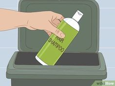 3 Ways to Follow the Curly Girl Method for Curly Hair - wikiHow Make Hair Curly, Kinky Curly Hair, Curly Hair Tips, How To Make Hair, Wavy Hair, Curly Hair Styles, Red Hair, U Part Wig, Hair Trim