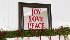 89 best holidays images diy christmas decorations christmas rh pinterest com