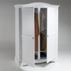 Armoire penderie 2 portes H204 cm, Lison La Redoute Interieurs