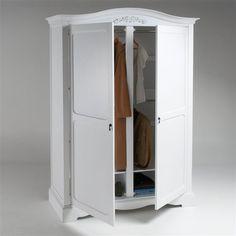 armoire pin massif penderie ling re harold la redoute interieurs prix avis notation. Black Bedroom Furniture Sets. Home Design Ideas