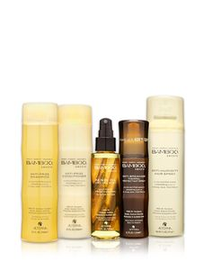 Anti-frizz fans, check this line out! Alterna Haircare | Pure. Proven. Professional.