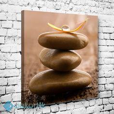 Wet Stone Tablo #dekoratif_kanvas_tablo