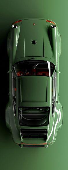 1990 Porsche 964 by Singer Vehicle Design