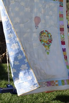 Balloon Quilt by Toots2u