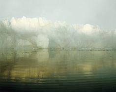 Olaf Otto Becker / Ilulissat Icefjord 8 69°11`59``N, 51°08`08``W, 2003