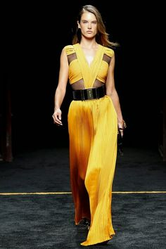 The Lucky Butterfly: Balmain Fall 2015 RTW